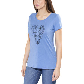 Columbia Outdoor Buddies Short Sleeved Tee Women medieval